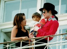 Michael and Lisa Marie 1994